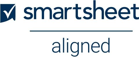 Smartsheet Aligned (Graphic: Business Wire)