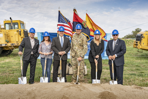 At a groundbreaking event this morning, Corvias announced that Fort Riley base housing will undergo several major upgrades as part of a $325 million investment into its Department of Defense portfolio to fund strategic modernization and resiliency improvements to U.S. Army base housing infrastructure. (Photo: Business Wire)