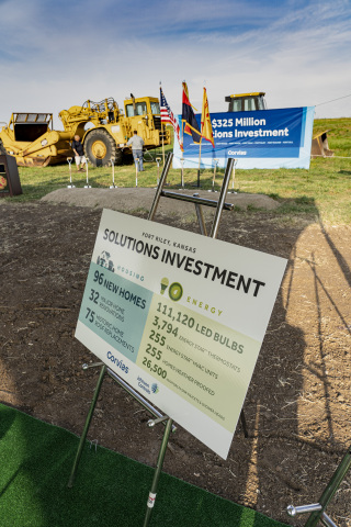 At Fort Riley in Kansas, Corvias' solutions investment will support the construction of 96 new homes, the major renovation of 32 homes, and roof replacements to 75 historic homes. (Photo: Business Wire)