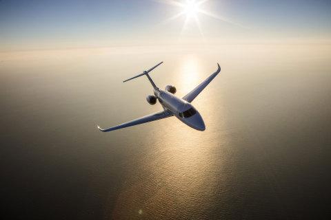Cessna Citation Longitude (Photo: Business Wire)