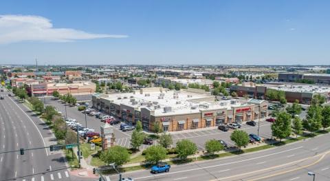 Quebec Square Shopping Center, Denver, Colorado (Photo: ALTO Real Estate Funds)