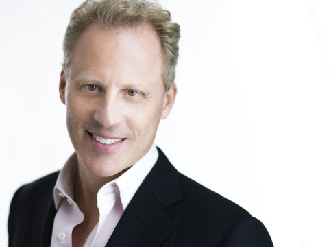 Terence Mills, CEO of AI.io. (Photo: Business Wire)