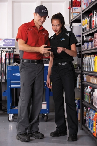 Aramark, a global leader in food, facilities management and uniforms, today announced it is expanding its strategic relationship with Dickies, one of the largest providers of performance workwear, to provide customers with a wider assortment of premium Dickies apparel options for the industrial rental market. (Photo: Business Wire)