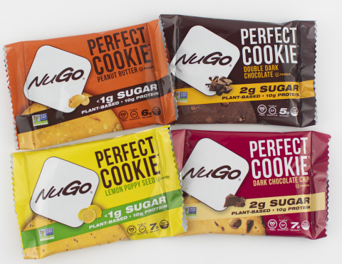 NuGo Perfect Cookie (Photo: Business Wire)