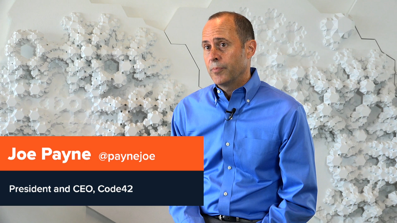 Code42 President and CEO Joe Payne discusses why insider threat is such a challenge and how traditional prevention tools are falling short in stopping insider threats. Code42, October 2019, www.code42.com