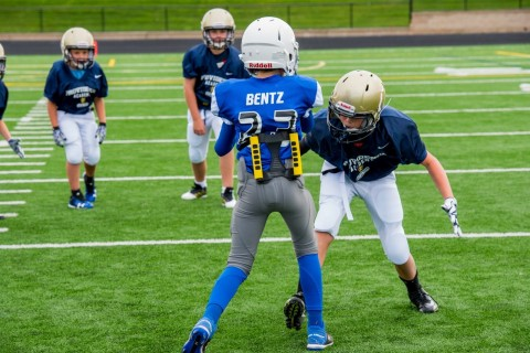 TackleBar™ Partners with Riddell to Advance Game of Football (Photo: Business Wire)