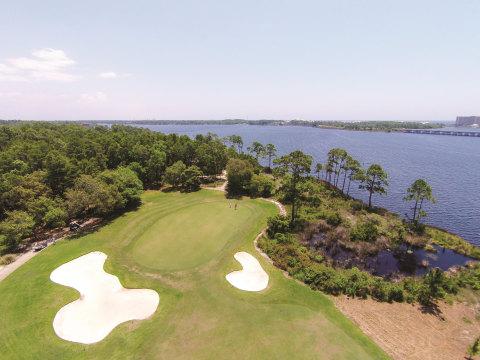 Shark's Tooth Golf Club, Panama City Beach, Florida. (Photo: Business Wire)