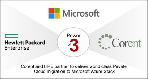 """HPE ProLiant for Microsoft Azure Stack provides a powerful platform for us to deliver the benefits of SurPaaS® to customers who are looking for smooth transition to Azure Stack."" Mark Evans, Senior Technical Marketing Engineer, HPE (Graphic: Business Wire)"