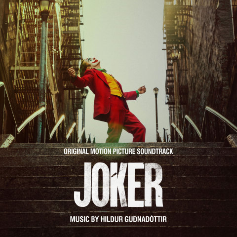 JOKER Album Art (Photo: Business Wire)