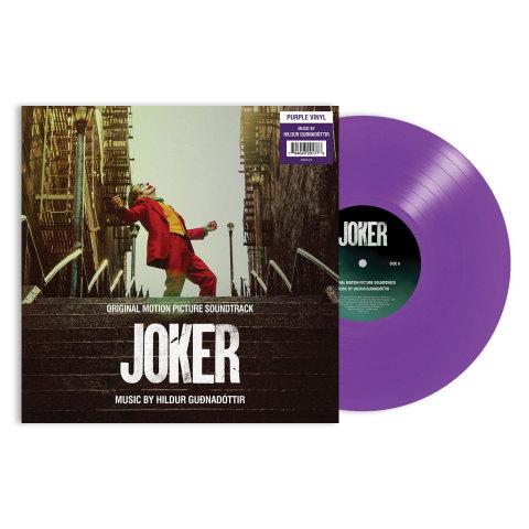 JOKER Purple Vinyl (Photo: Business Wire)