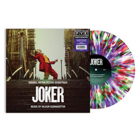 JOKER Splatter Vinyl (Photo: Business Wire)