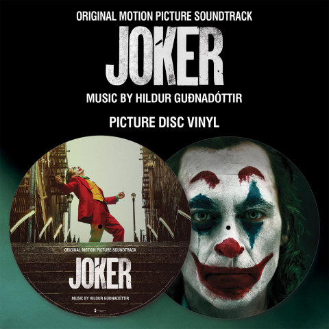 JOKER Picture Disc Vinyl (Photo: Business Wire)