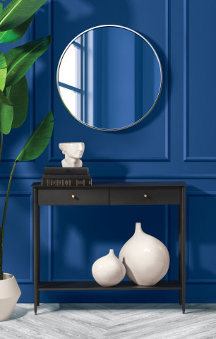 Both classic and relaxing, Mystic Cobalt is an ode to the infinite beauty of the world. Whether it reminds you of the vast expanse of the sea and an endless horizon – blue calms the spirit and lulls one into sweet nostalgia. (Photo: Business Wire)