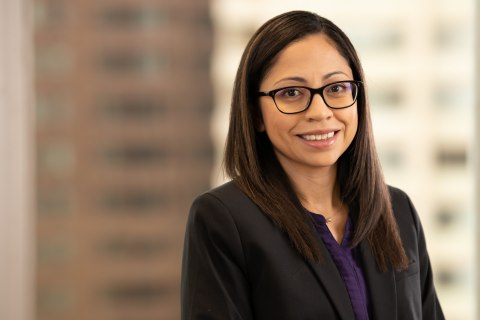Beatrice Dela Pena is GEICO's new assistant VP of GEICO Local Office operations. (Photo: Business Wire)