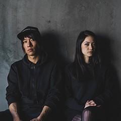 NONOTAK: illustrator Noemi Schipfer and architect-musician Takami Nakamoto (Photo: Business Wire)