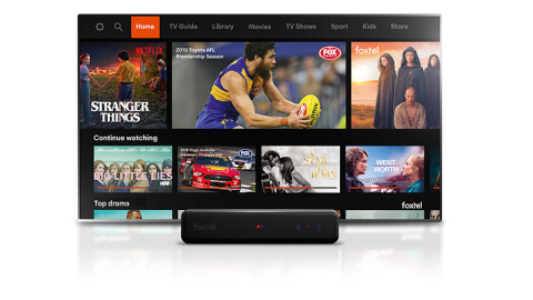 Foxtel Selects CommScope to Help Redefine TV Viewing in Australia (Photo: Business Wire)