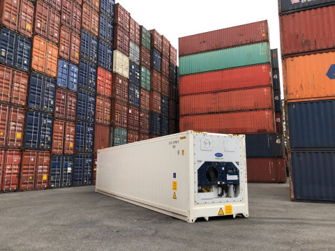 """Railbox Consulting announces multi-year digital marketing partnership with ITS ConGlobal to sell and rent refrigerated shipping containers (""""reefer"""" containers) at ReeferContainerPros.com (Photo: Business Wire)"""