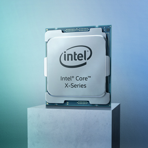 Intel introduces the Intel Core X-series processors in October 2019. Four new processors are suited for advanced workflows that vary in need for photo/video editing, game development and 3D animation. (Credit: Intel Corporation)