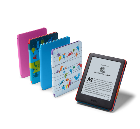 New Kindle Kids Edition (Photo: Business Wire)
