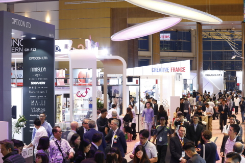 Hong Kong International Optical Fair Opens in November