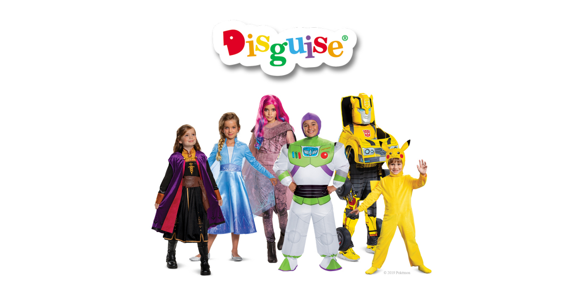 Disguise Transforms Halloween Into A Fun And Frightful Holiday