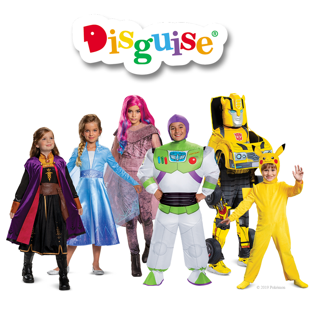 Disguise Transforms Halloween Into A Fun And Frightful Holiday With Halloween Costumes For Kids And Adults Business Wire