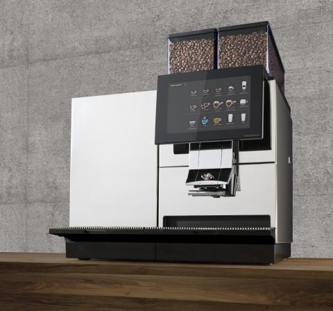 IoT-fähige Kaffeemaschine von Thermoplan (Photo:Business Wire)