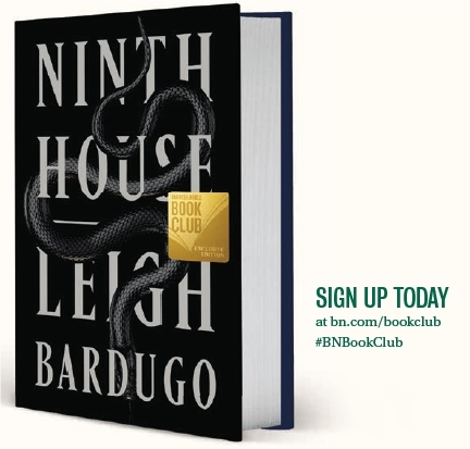 """Leigh Bardugo's """"Ninth House"""" is Barnes & Noble's October 2019 National Book Club selection. (Photo: Business Wire)"""