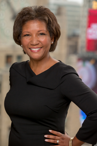 DeDe Lea has been named Executive Vice President, Global Public Policy and Government Relations, ViacomCBS. Credit: Asa Mathat