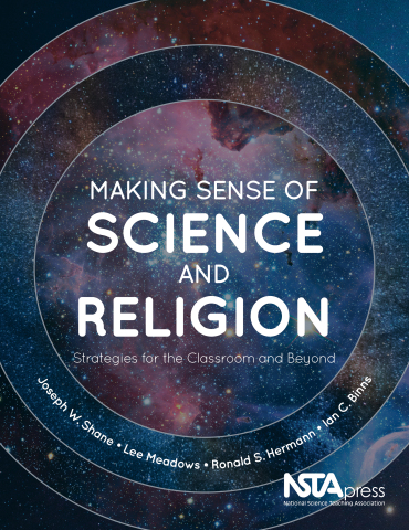 Making Sense of Science and Religion book cover (Graphic: Business Wire)