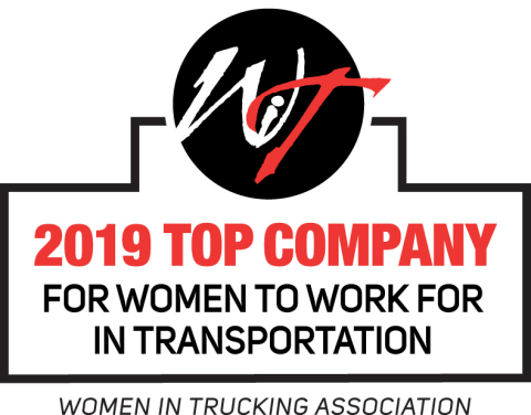 More than 150 nominations were received and nearly 11,000 votes were cast to identify the companies, such as Ryder, committed to the employment of women in the trucking industry. (Photo: Business Wire)