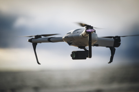 Atlas was invited to perform a demonstration of its flagship UAS, AtlasPRO, at the Thunderstorm 19-2 Multi-Domain Operations Demonstration and Experimentation Event held in New York City. (Photo: Business Wire)