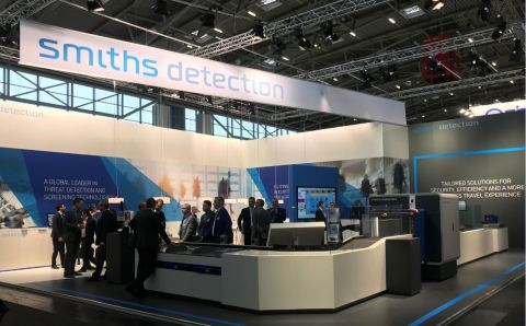 Smiths Detection showcases biometric checkpoint solution at inter airport Europe 2019 (Photo: Business Wire)