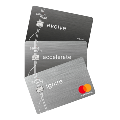 Sallie Mae Launches New Credit Cards Designed for College Students and Young Adults (Photo: Business Wire)