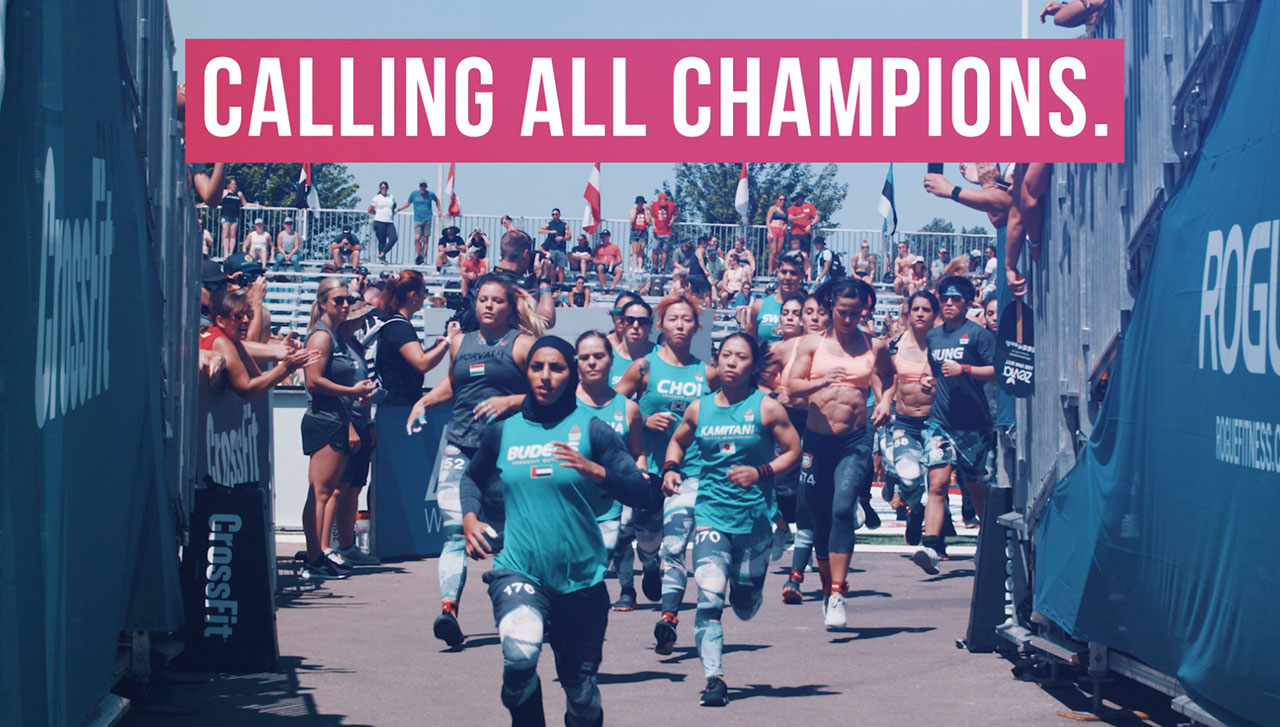 From Berlin to Buenos Aires, Boston to Bangkok, athletes compete among fellow country mates. CrossFit hosts a national championship in each eligible country participating in the Open.