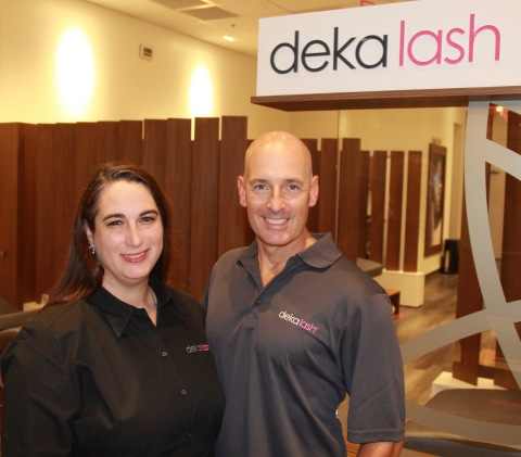 Karen and Michael Arnold Deka Lash Alexandria, VA (Photo: Business Wire)