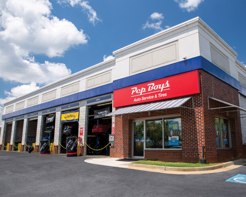 LaGrange Service and Tire Center at 1472 Lafayette Parkway, LaGrange, Ga. (Photo: Business Wire)