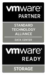 Kingston has partnered with the VMware TAP program to certify DC500 series SSDs as VMware Ready™ (Graphic: Business Wire)
