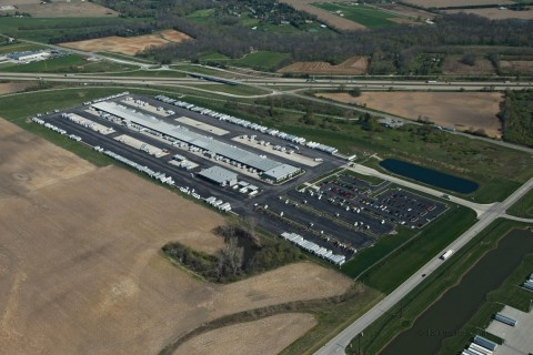 Griffin Capital Essential Asset® REIT Sells Industrial Building in West Jefferson, Ohio for $30.3 Million (Photo: Business Wire)
