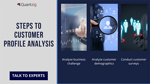What are the best practices for customer profile analysis?