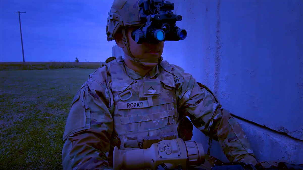 L3Harris Technologies Providing US Army New Networked Night