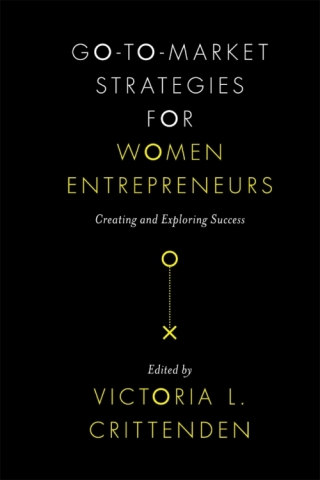 Go-to-Market Strategies for Women Entrepreneurs: Creating and Exploring Success Book Cover. (Photo: Mary Kay Inc.)