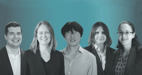 2019 Moore Inventor Fellows (Photo: Business Wire)