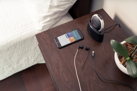 Xen can be used while going about your daily activities such as listening to music, watching TV or simply enjoying the ambient sounds of your surroundings (Photo: Business Wire)