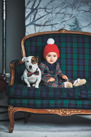 JANIE AND JACK LAUNCHES AWARENESS CAMPAIGN FOR NATIONAL ADOPT A SHELTER DOG MONTH TO CELEBRATE LIMITED-EDITION FAMILY DOG COLLECTION (Photo: Business Wire)