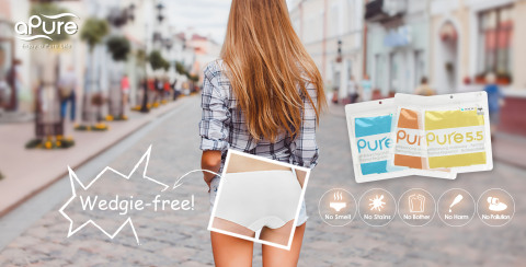 Wearing Pure5.5 pH Balancing Underwear can be one of the best ways to prevent yourself from getting wedgies. (Photo: Business Wire)