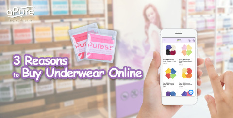 Buying the Perfect Underwear - Pure5.5 pH Balancing Underwear Online Now, you will surely like it. (Photo: Business Wire)