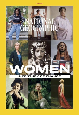 National Geographic's November cover (Photo: Business Wire)