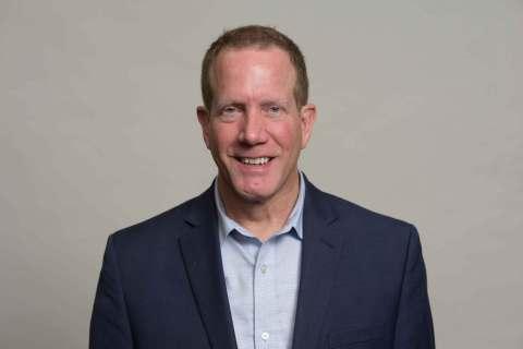 John Pelant Executive VP & CTO Oct 2019 (Photo: Business Wire)
