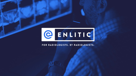 Enlitic is transforming medical diagnostics with artificial intelligence. (Graphic: Business Wire)